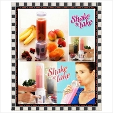 ~3IN1 Shake N Take: Blend Tasty Juices,Milkshakes,Smoothies Everyday ~