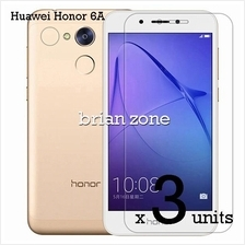 3 units Premium Quality Tempered Glass for Huawei honor 6a