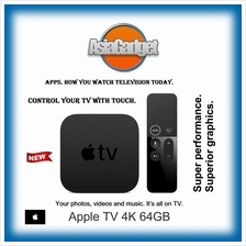 New Apple TV 4K 64Gb
