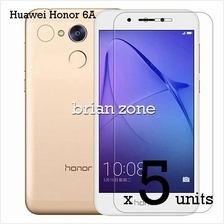 5 units  Premium Quality Tempered Glass for Huawei honor 6a