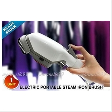 3 IN 1 Portable Multi-Functional Steam Iron Brush,Dry Clean, Disinfect