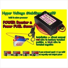 Voltage Stabilizer POWER Booster FUEL Saver JIMAT Minyak Petrol Diesel NGV $A