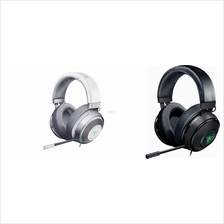 # RAZER Kraken 7.1 V2 Oval Gaming Headset # Mercury W. | Gunmetal G. |