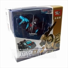 Wei Jiang Q-Transformers Megatron: Robot transformable to sport car