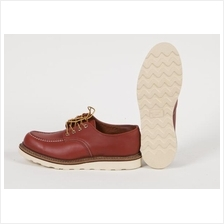 Work Shoes Red Wing Men Oxford Low Brown Oro Russett 8103 FOC De 0 GST