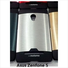 asus zenfone 5 motomo curve cover silver  free shipping