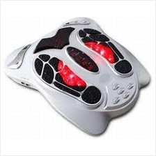 NEW FIR HEAT IMPULSE FOOT MASSAGER/ MASSAGE /REFLEXOLOGY REMOTE 4 IN 1