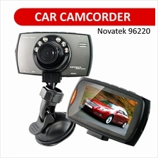 Car Camera Dashcam G30 Ori Novatek 96220 Full HD 1080P Recorder