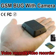 GSM Listening Device with Camera (GM-34/X009) !