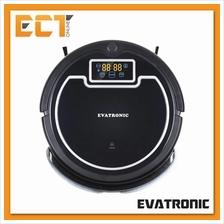 Evatronic B2005 Plus Robot Vacuum Cleaner with Water Tank, Wet and Dry