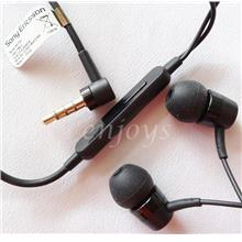ORIGINAL Earphone Handsfree MH750 Sony Xperia Z1 Z2 Z3 Z5 Compact Z M5