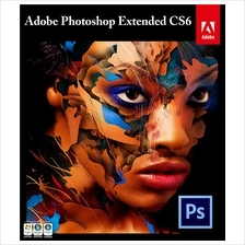 Adobe Photoshop Extended CS6 Installation CD with Activator