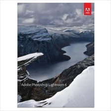 Adobe Photoshop Lightroom 6 with Activator for Windows & MAC