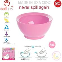 NEW ARRIVAL: Calibowl 8oz Single Original Bowl - Pink