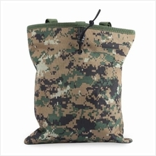 MINI MILITARY TRAVEL EMERGENCY SURVIVAL BAG FOR OUTDOOR ACTIVITY (DIGI
