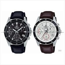 CASIO EFV-540L EDIFICE chronograph retrograde leather *Variants