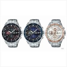 CASIO EFR-556DB EDIFICE chronograph multi layered SS bracelet *Variant