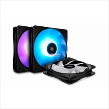 DEEPCOOL SF 120 RGB 12CM CHASSIS FAN ( 3 IN 1 PACK )