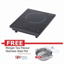 Morgan Induction Cooker MIC-2320W (2000W) Touch Sensor