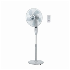 Morgan Stand Fan MSF-16PR3 (16) 5 Blades With Remote Control