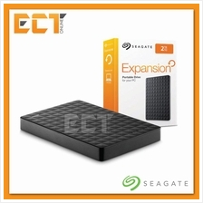(Bulk Pack) Seagate 2TB Expansion USB 3.0 2.5 Portable External Hard