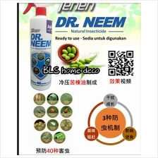Baba Natural Pesticide: Dr. Neem 500 ml MANAGE 40 TYPES PEST INSECTS