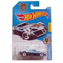 Hot Wheels 2016 HW Games: MR11 [Light Blue]