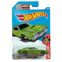 Hot Wheels 2016 HW Flames: '69 MERCURY CYCLONE [Green]