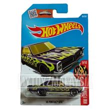 Hot Wheels 2016 HW Flames: '65 PONTIAC GTO [Purple]