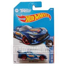 Hot Wheels 2016 HW Race Team: SRT VIPER GTS-R [Blue]
