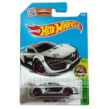 Hot Wheels 2016 HW Exotics: RENAULT SPORT R.S.01 [Silver]