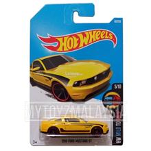 Hot Wheels 2016 HW Mild To Wild: 2010 FORD MUSTANG GT [Yellow]