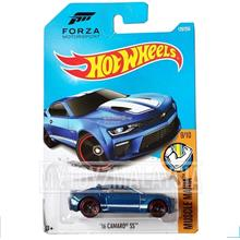 Hot Wheels 2016 Muscle Mania: '16 CAMARO SS [Blue]