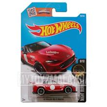 Hot Wheels 2016 Night Burnerz: '15 MAZDA MX-5 MIATA [RED]
