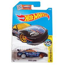 Hot Wheels 2016 HW Speed Graphics: TOYOTA SUPRA [Black]