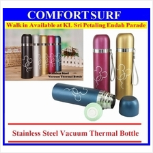 500ML Stainless Steel Vacuum Thermal Thermos Warmer Bottle Flask