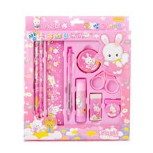 Beautiful Kids 8pcs Stationery Set
