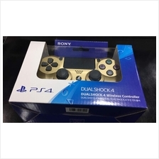 PS4 Controller Wireless SONY DUALSHOCK VIBRATION GOLD