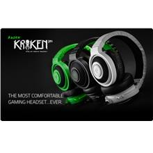 # Razer Kraken PRO 2015 Gaming Headphone # Black/White/Green