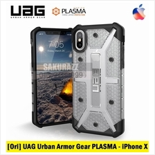 [Ori] UAG Urban Armor Gear iPhone X PLASMA Rugged Military Grade (Ice)