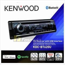Kenwood KDC-BT620U Built-in Bluetooth CD USB FM AM Shortwave Car Radio
