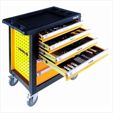 Vorel 6 Drawers Roller Cabinet with 177pcs Mechanic Tools