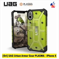 [Ori] UAG Urban Armor Gear iPhone X PLASMA Rugged Military (Citron)