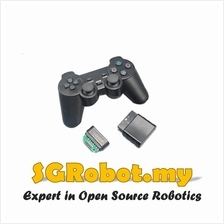 Wireless Analog PS2 Controller with Receiver for Arduino