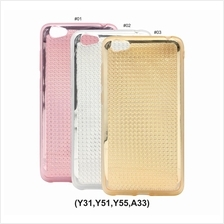 Silicone Case Cover For Vivo Y31 Y51 Y55 Promotion