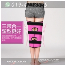 Adult o leg x-leg correction leg strap band