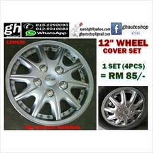 12 UNIVERSAL WHEEL COVER SET 12W020 (4PCS)