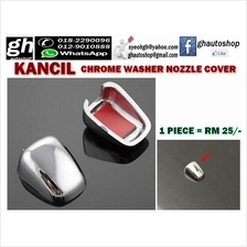 KANCIL SPORTY CHROME WIPER NOZZLE COVER