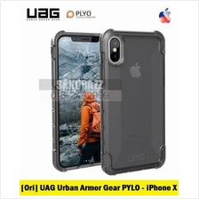 [Ori] UAG Urban Armor Gear iPhone X PYLO Rugged Military Case (Ash)