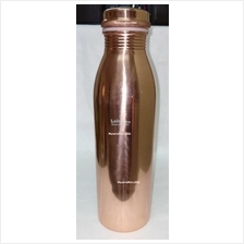 ABSOLUTE PURE COPPER WATER BOTTLE (1000ml / 1 liter) Ready Stock!! New